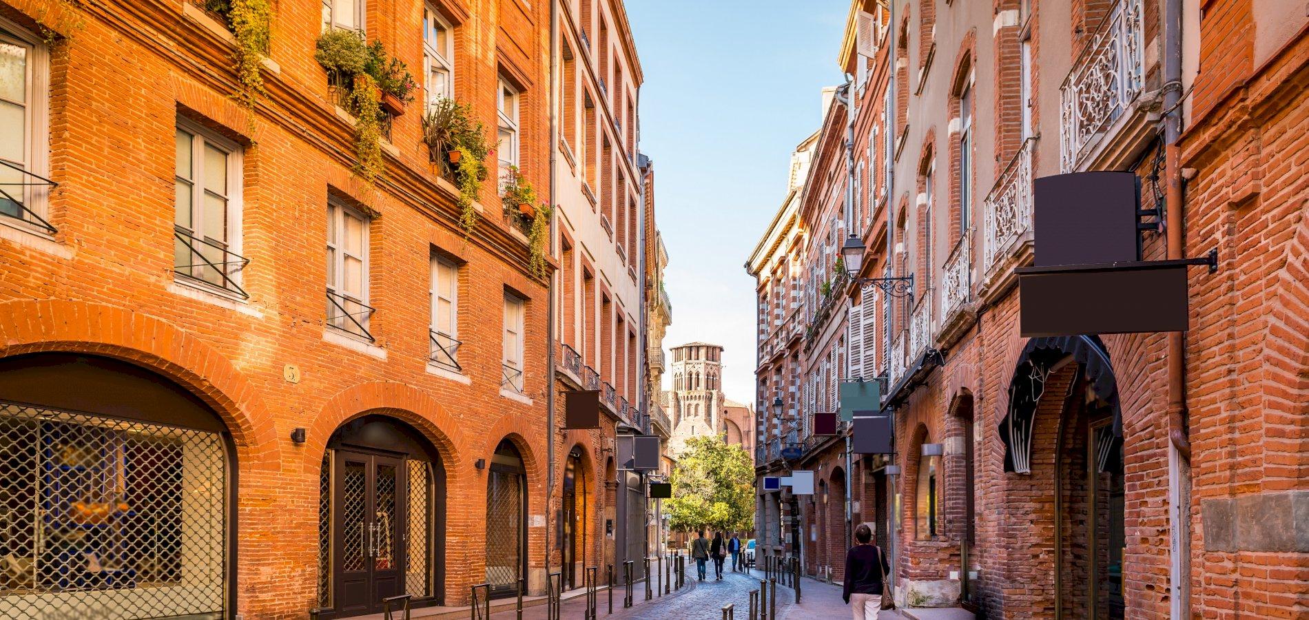 Ophorus Tours - Toulouse