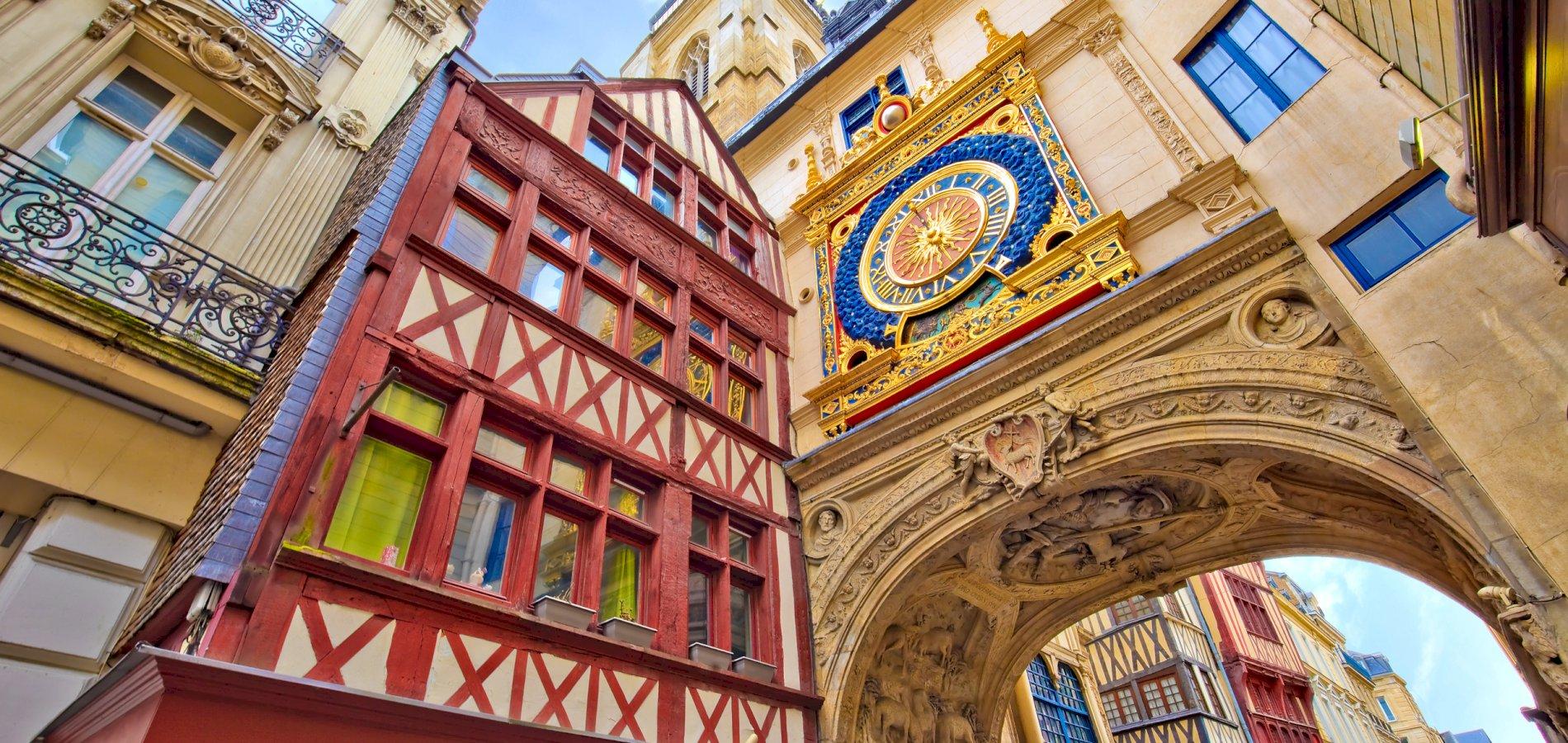 Ophorus Tours - Rouen