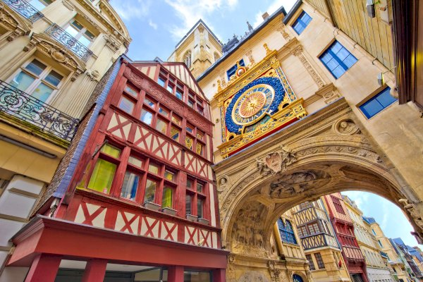 Ophorus Tours - Tours from Rouen