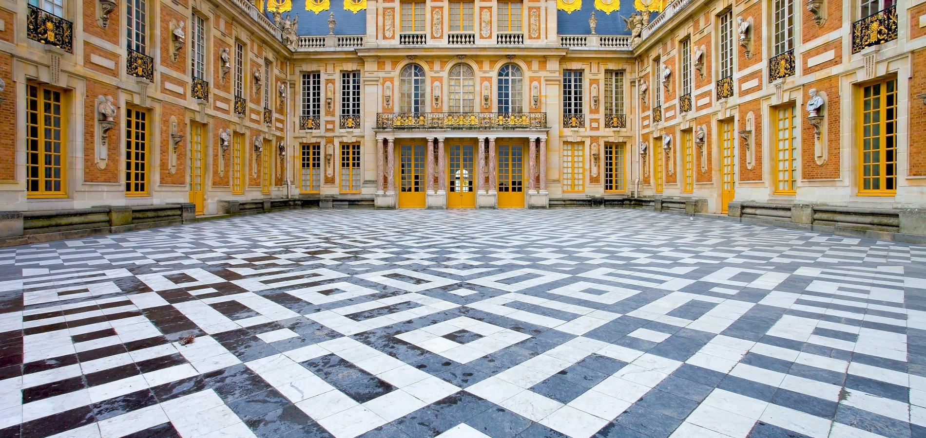 Ophorus Tours - Versailles