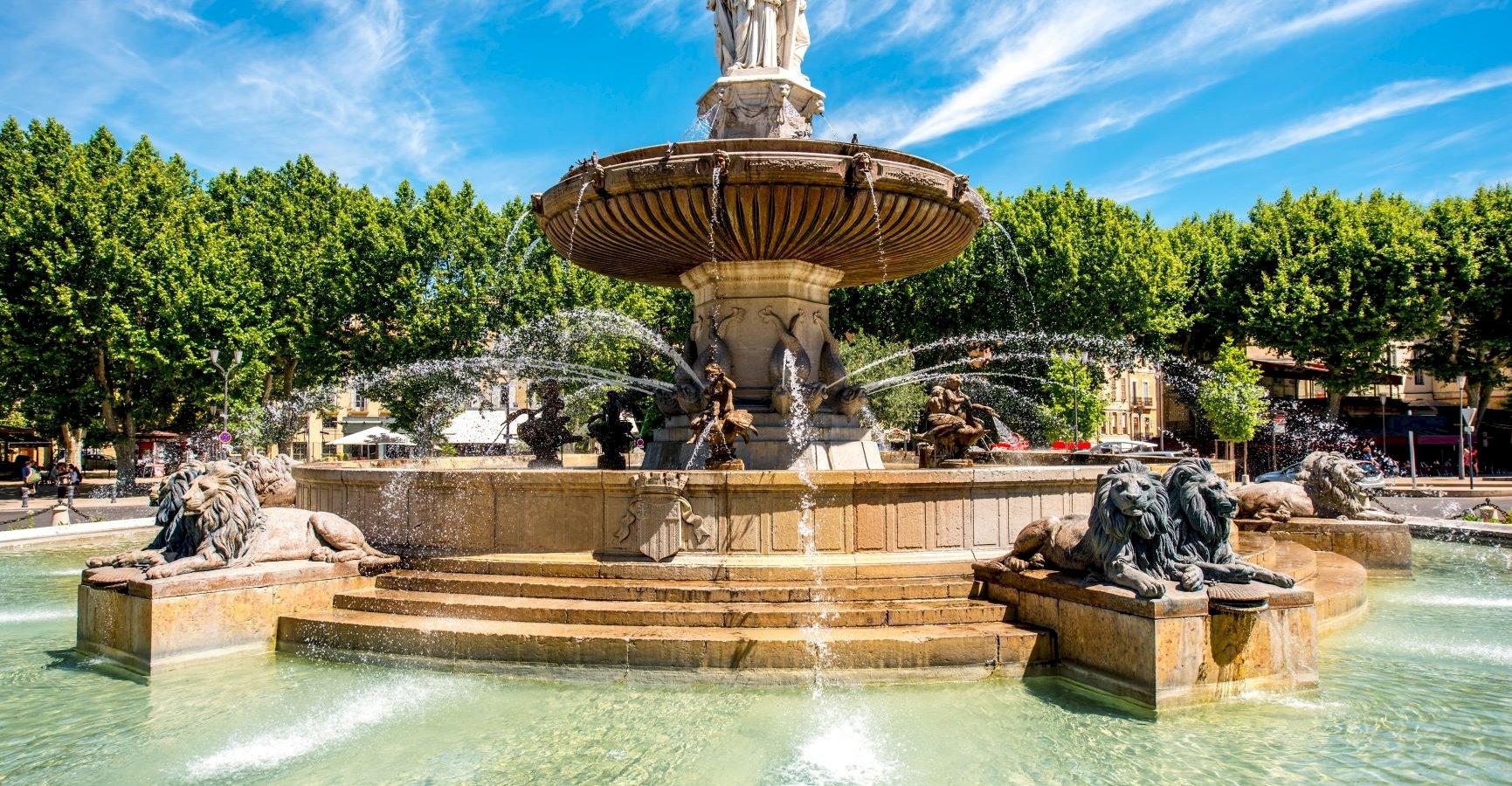 Ophorus Tours - Aix-en-Provence