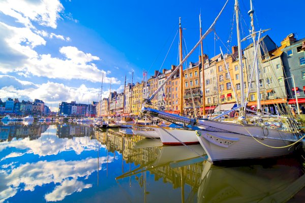 Ophorus Tours - Tours from Honfleur