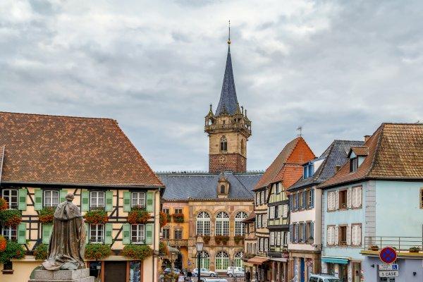 Ophorus Tours - Transfers from Obernai
