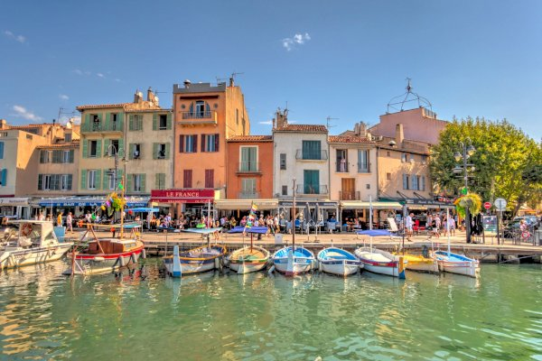 Ophorus Tours - Transfers from Cassis