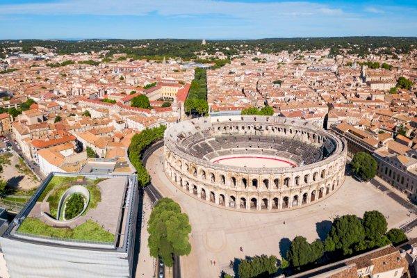 Ophorus Tours - Transfers from Nîmes