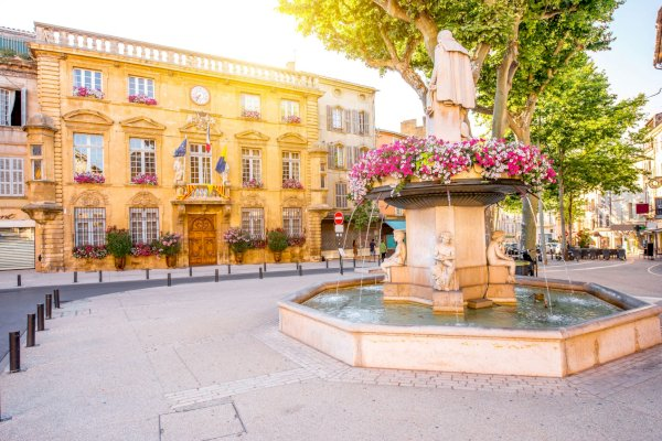 Ophorus Tours - Transfers from Salon-de-Provence