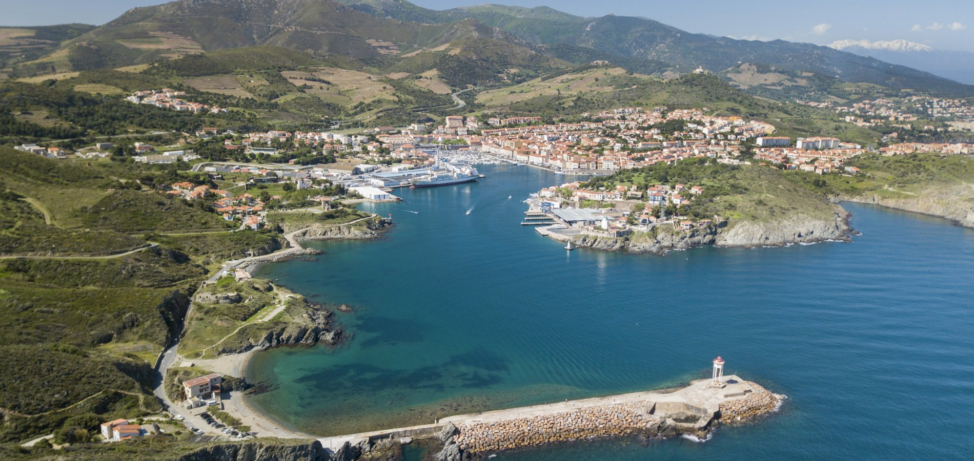 Ophorus Tours - Port-Vendres