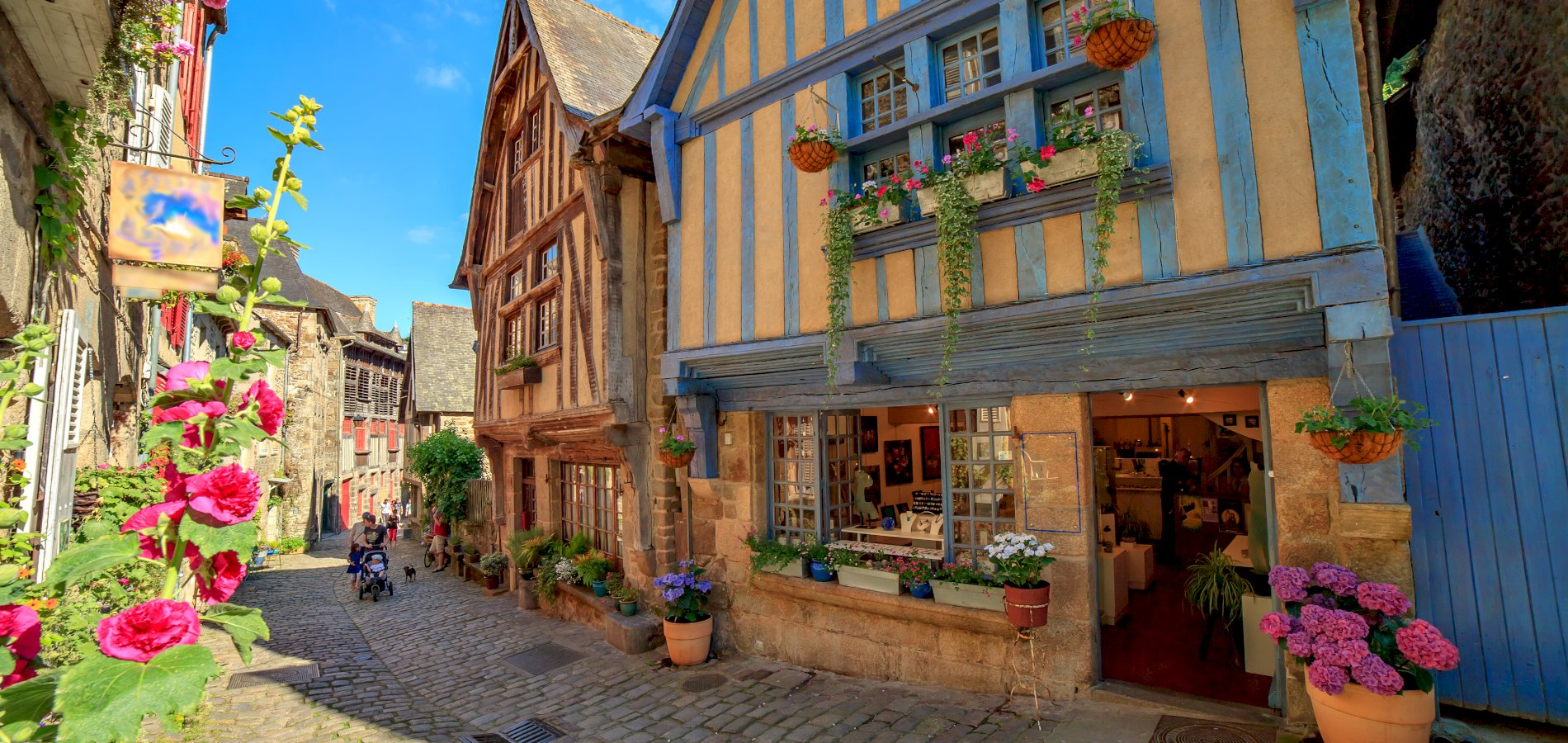 Ophorus Tours - Brittany