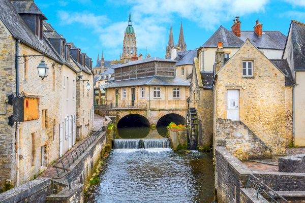 Ophorus Tours - 4 Days Normandy Private Travel Package - Based in Bayeux