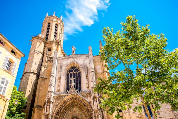 Ophorus Tours - Aix en Provence Private Half Day Trip From Marseille