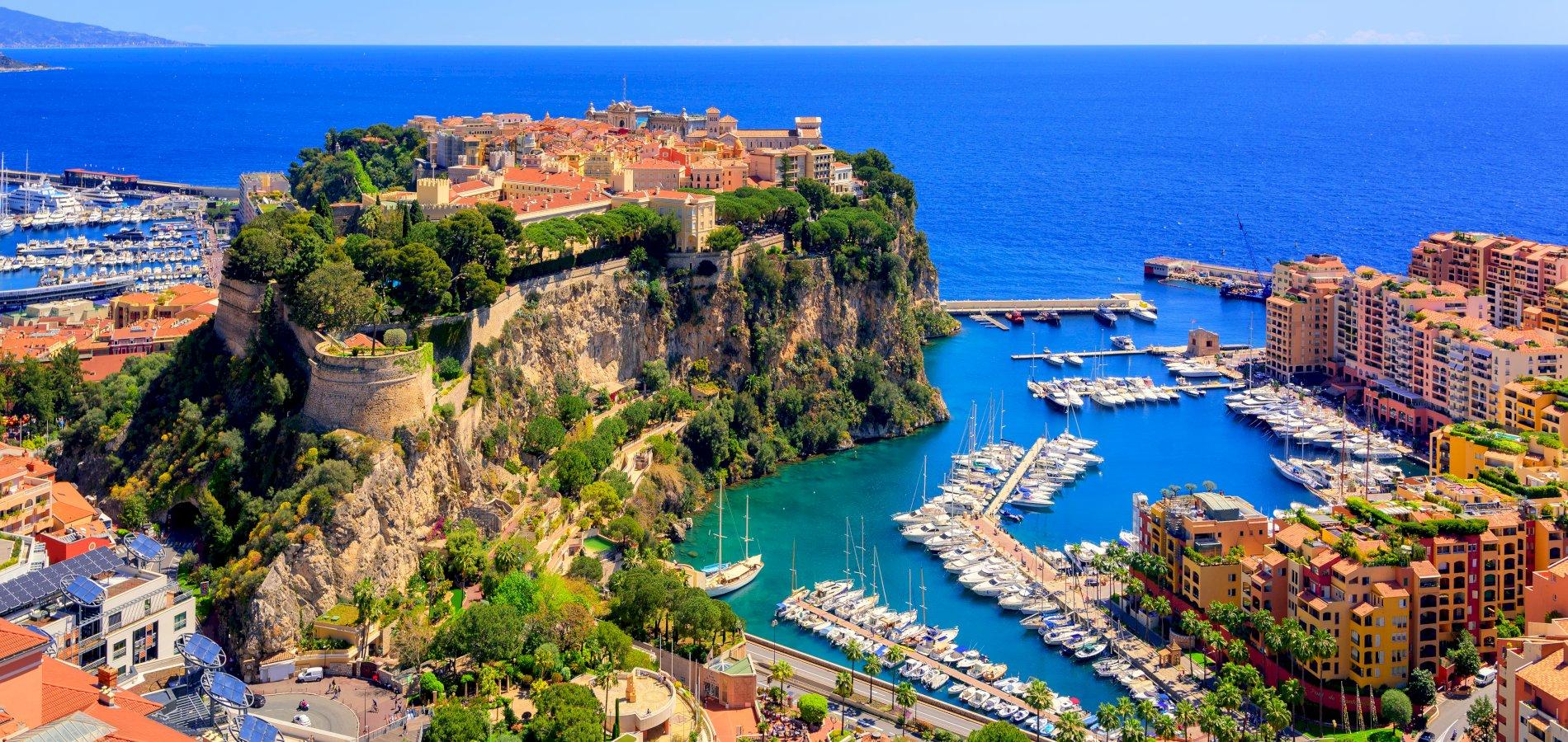 Ophorus Tours - Eze village, Monaco & Monte Carlo Shared Half Day Trip from Nice