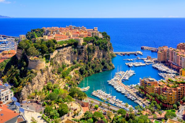 Ophorus Tours - Eze village, Monaco & Monte Carlo Shared Half Day Trip from Nice