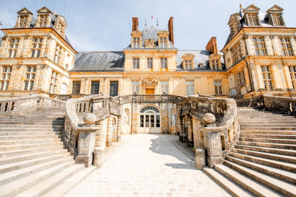 Ophorus Tours - Fontainebleau & Vaux le Vicomte Castles Private Full Day Trip From Paris