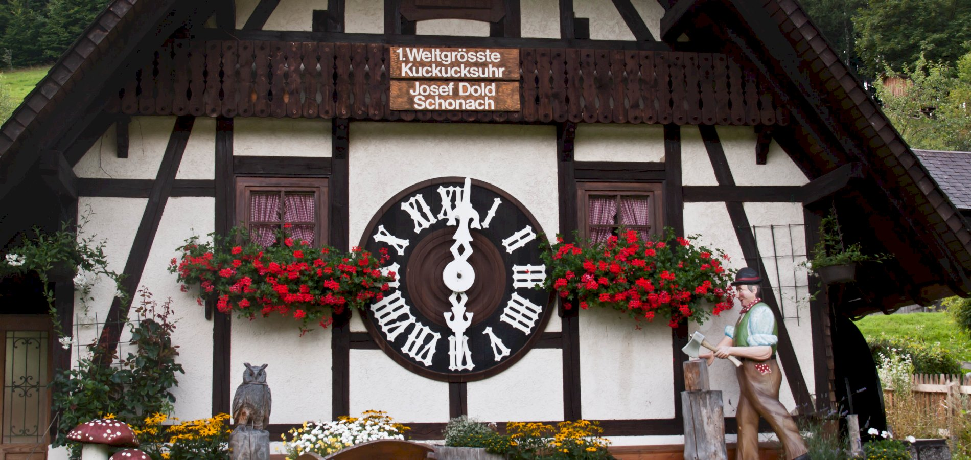 Ophorus Tours - Freiburg & The Black Forest Private Full Day Trip From Colmar