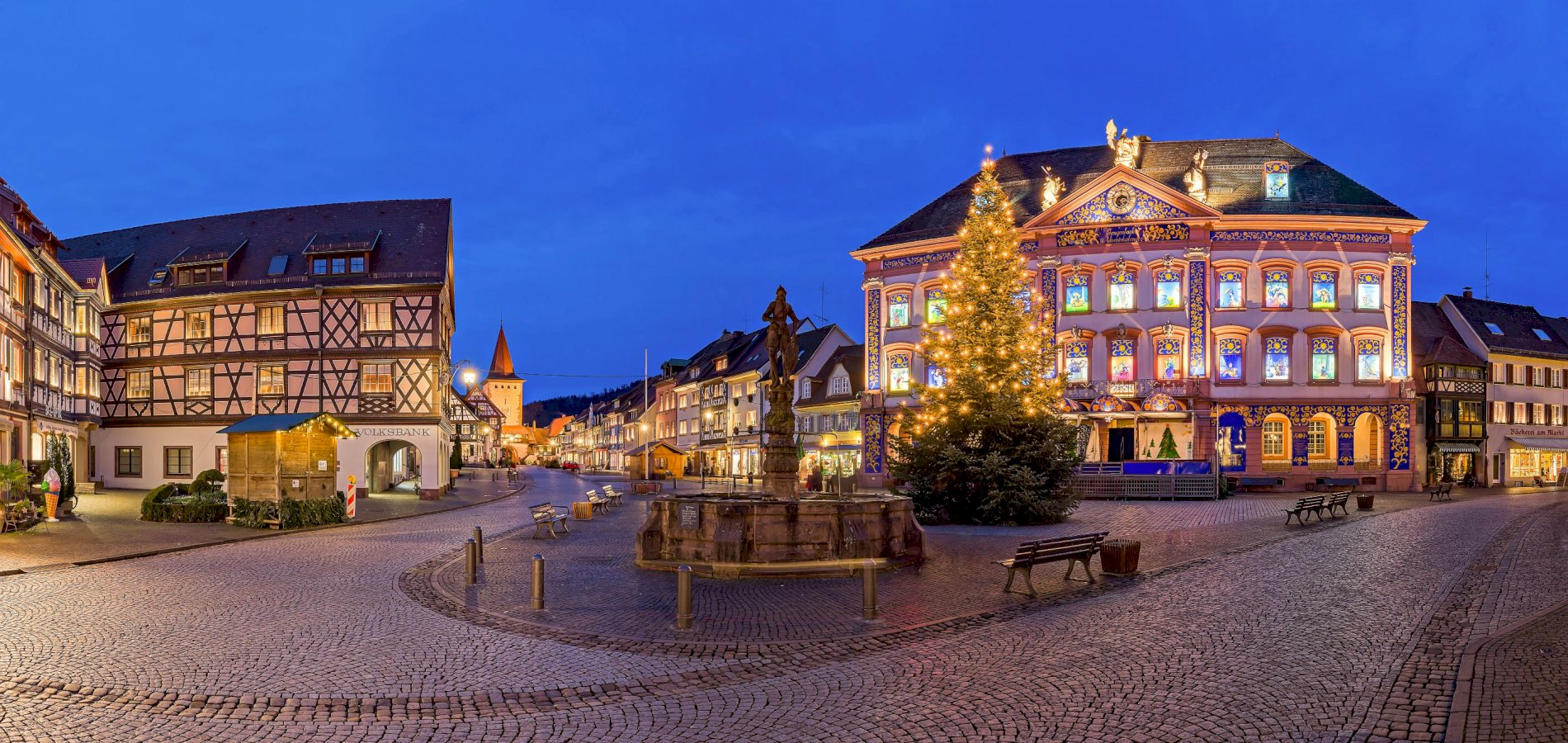 Ophorus Tours - Freiburg Christmas Market & Gengenbach Village Private Full Day Trip From Strasbourg