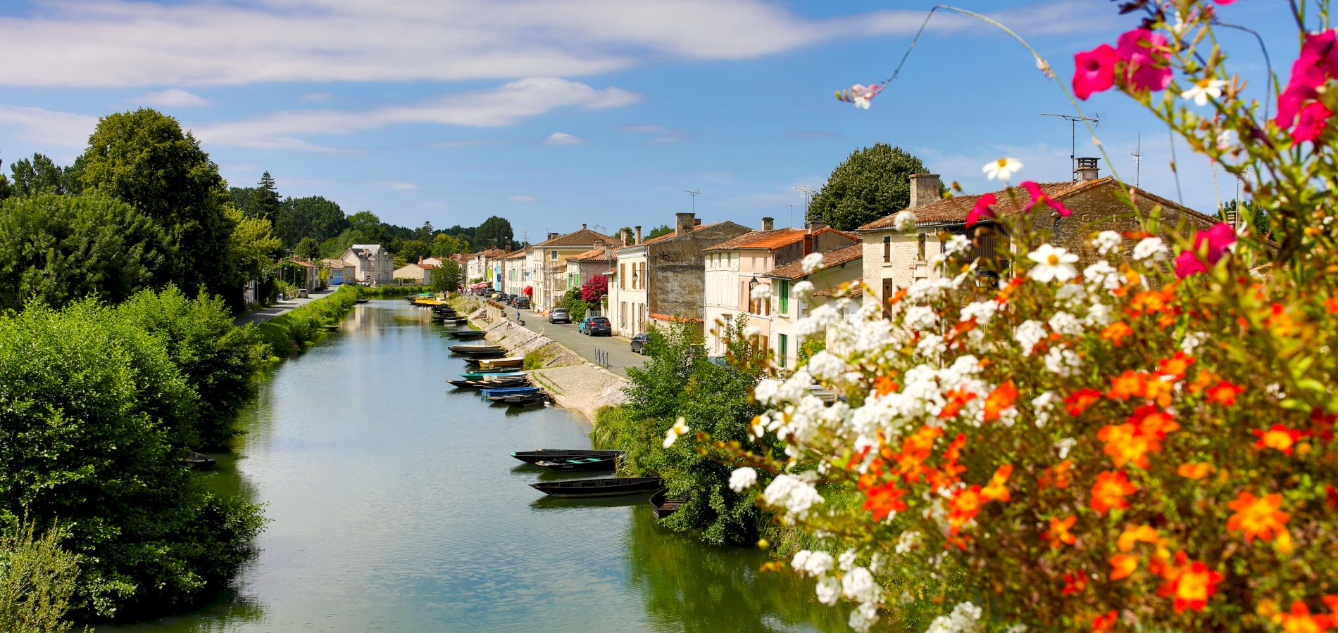 Ophorus Tours - Green Venice & Wine Tasting Private Shore Excursion From La Rochelle