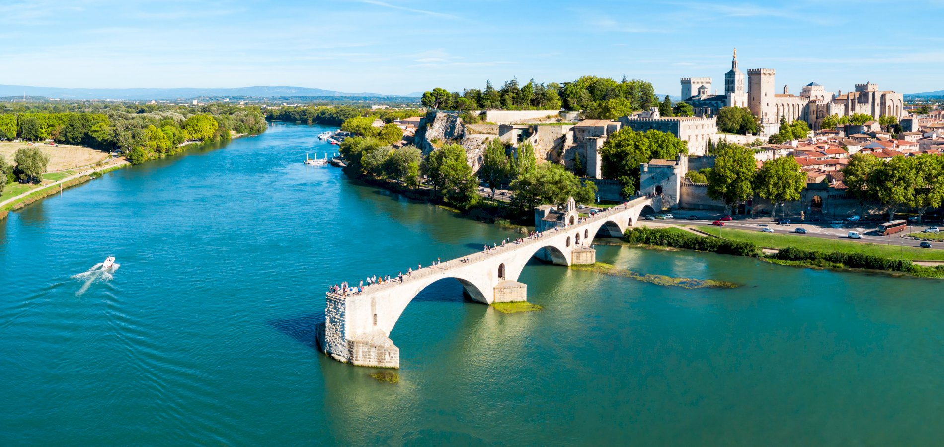 Ophorus Tours - Aix en Provence, Avignon & Chateauneuf du Pape Private Day Trip From Marseille