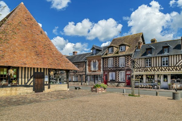 Ophorus Tours - Honfleur, Beuvron & Calvados Tasting Private Day Trip from Bayeux
