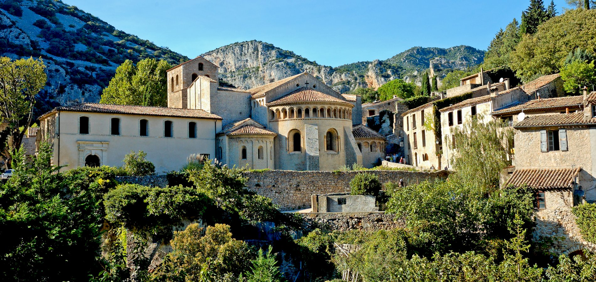 Ophorus Tours - Languedoc Wine Tour & St Guilhem le Désert Shared Day Trip from Montpellier