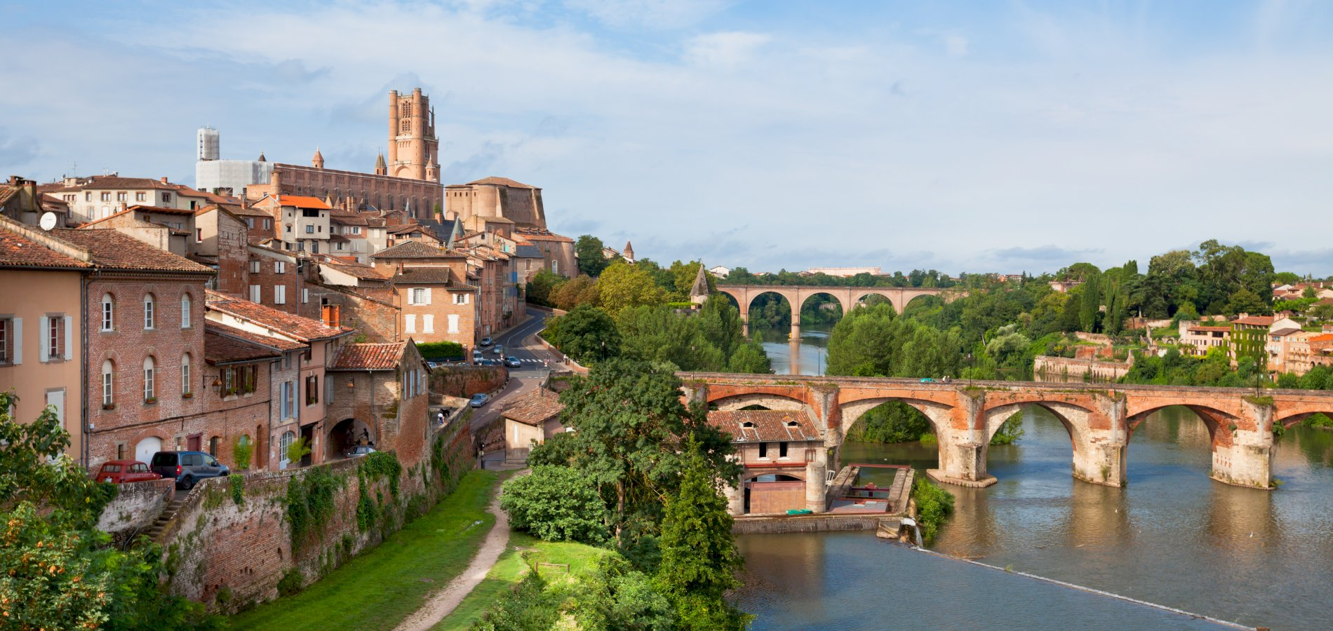 Ophorus Tours - Albi, Cordes Village & Gaillac Wine Tasting Private Day Trip From Toulouse