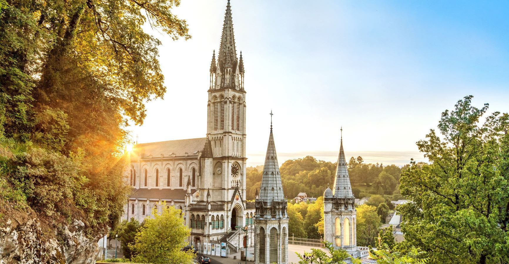 Ophorus Tours - Lourdes Private Guided Walking Tour with a Licensed Guide