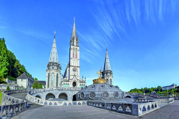 Ophorus Tours - Lourdes Sanctuary Visit Private Day Trip From Toulouse
