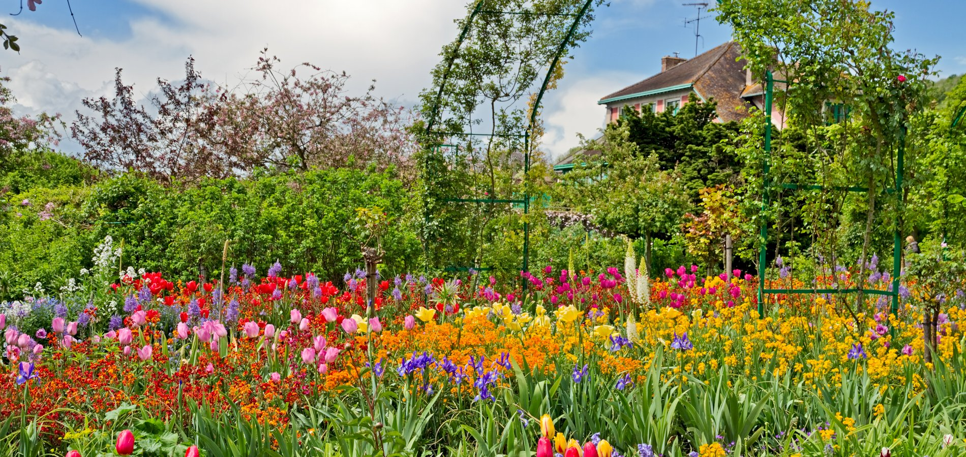 Ophorus Tours - Monet's Giverny House & Gardens Private Half Day Trip From Paris