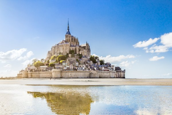 Ophorus Tours - Mont Saint Michel Private Day Trip From Bayeux