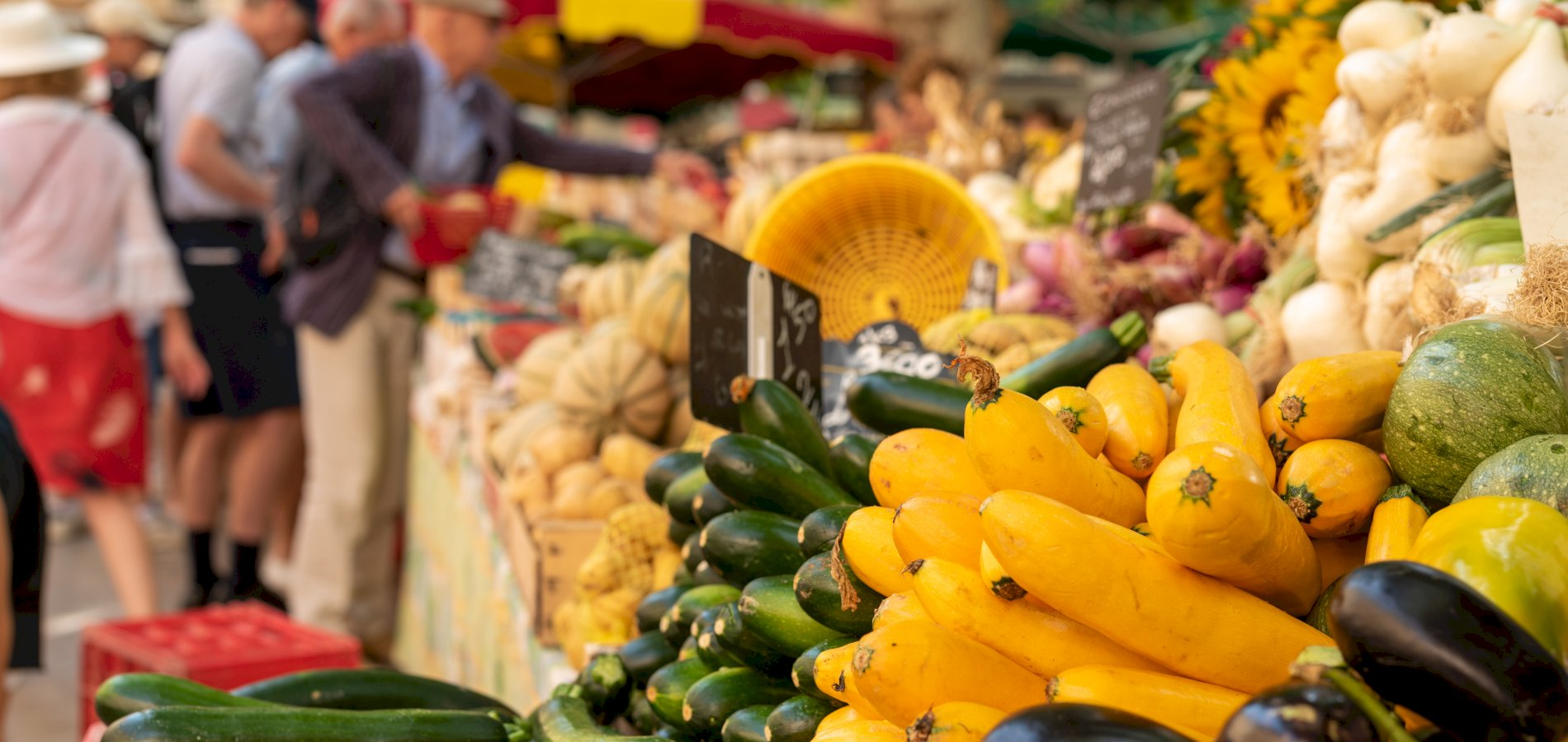 Ophorus Tours - Nice Market Tour, Cooking Class & Delicious Lunch