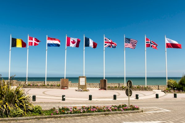 Ophorus Tours - Juno Beach Canadian Sector Shared Half Day Trip From Bayeux