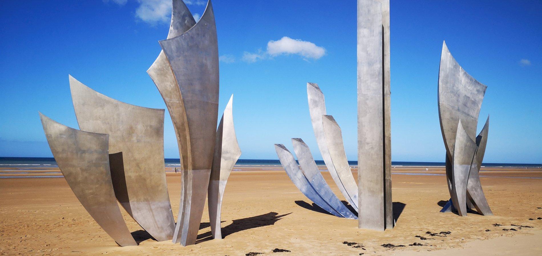 Ophorus Tours - Omaha Beach U.S Sector Shared Half Day Trip From Bayeux
