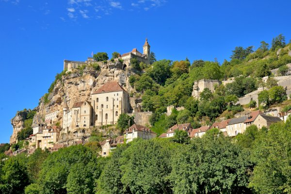 Ophorus Tours - Padirac Chasm & Rocamadour Village Shared Full Day Trip From Sarlat