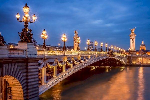 Ophorus Tours - Paris Romantic Dining, Private Seine River Cruise and Illuminations Tour