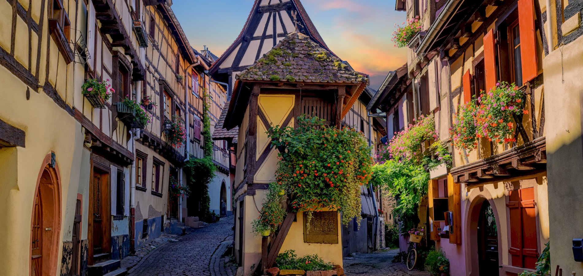 Ophorus Tours - 5 Days Alsace Private Travel Package - 3* Hotel Option