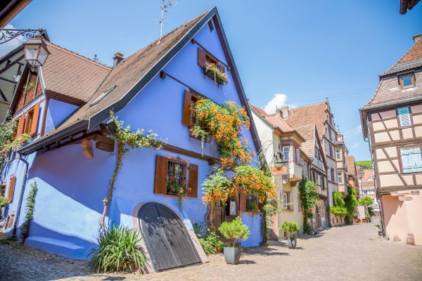 Ophorus Tours - 5 Days Alsace Private Travel Package - 4* Hotel Option