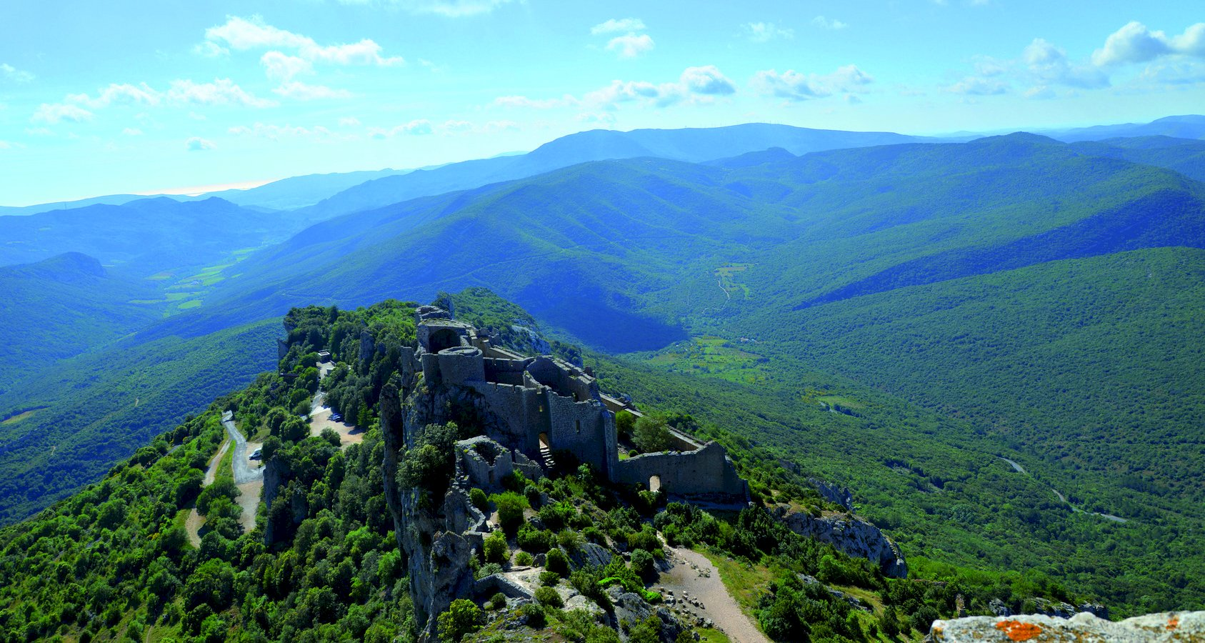 Ophorus Tours - Rennes Le Chateau & Montsegur Castle Private Day Trip From Toulouse