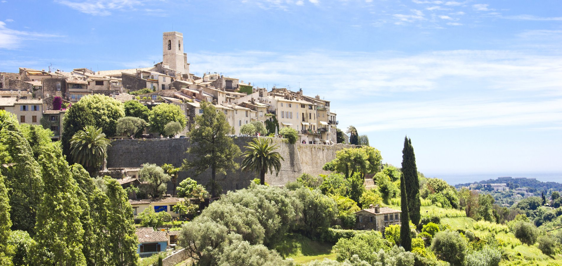 Ophorus Tours - Saint Paul de Vence & Provence Wine tasting Shared Half Day Trip from Nice