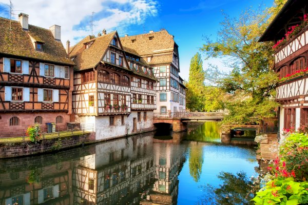 Ophorus Tours - Strasbourg Small Group Private Guided Walking Tour with a Licensed Tour Guide