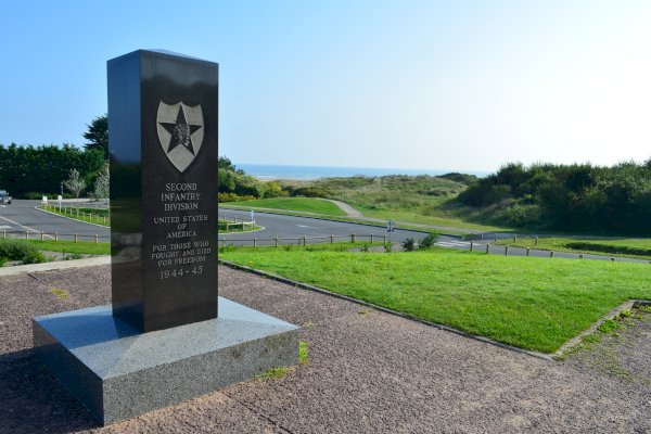 Ophorus Tours - U.S D-DAY Normandy Beaches Small Group Private Shore Excursion From Cherbourg