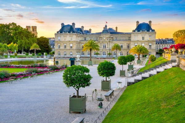 Ophorus Tours - Versailles Palace & Gardens on your own Small Group Private Shore Excursion From Rouen