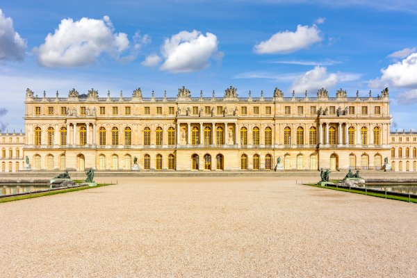 Ophorus Tours - Versailles Palace & Gardens on your own Small Group Private Shore Excursion from Le Havre