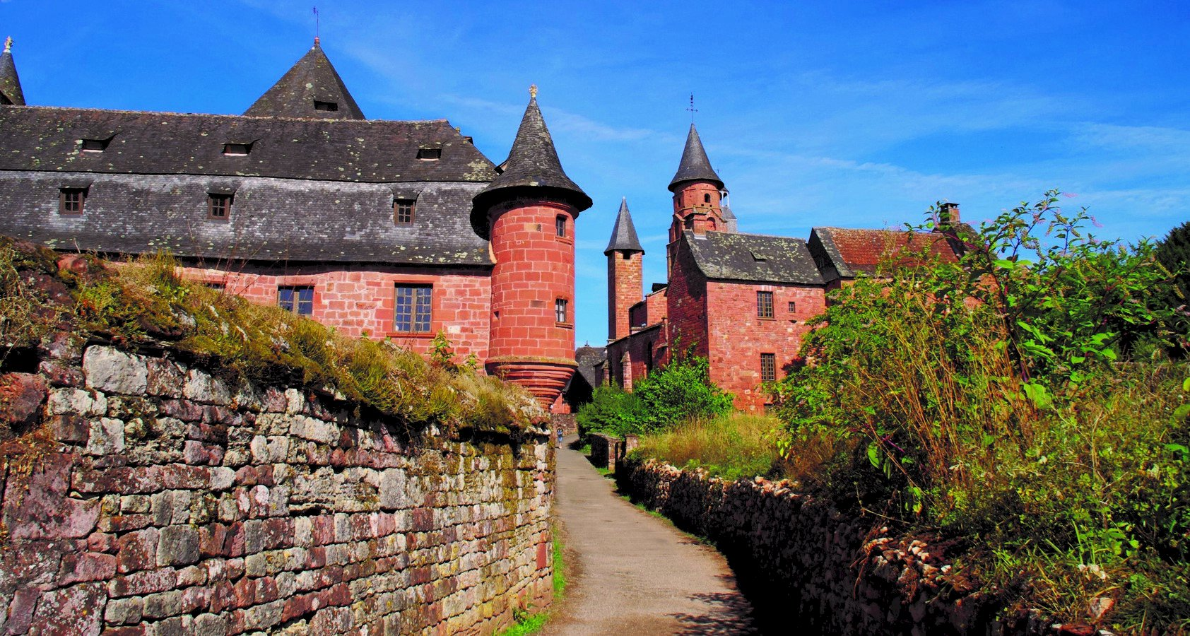 Ophorus Tours - Collonges la Rouge Village Private Half Day Trip From Sarlat