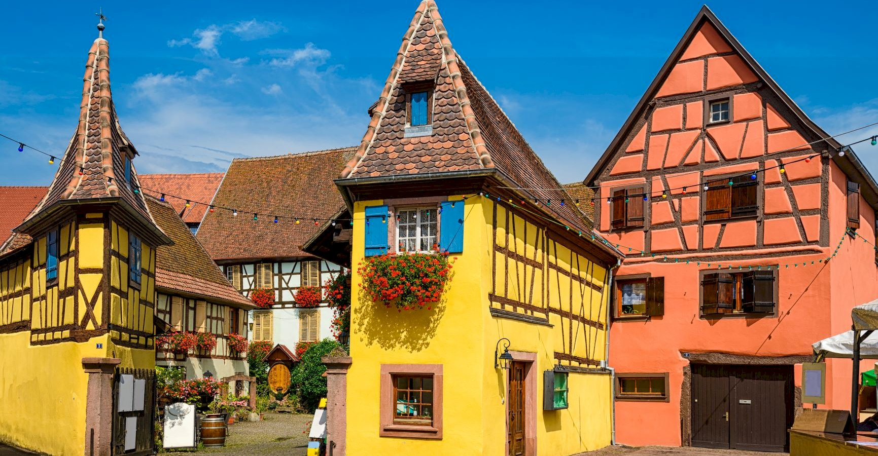 Ophorus Tours - Alsace Villages & Wines Private Half Day Trip From Colmar