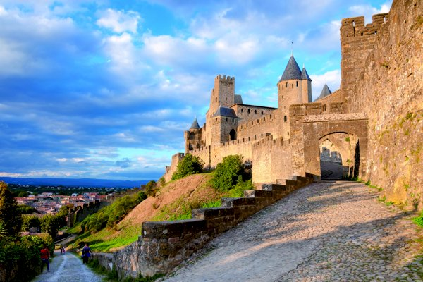 Ophorus Tours - Carcassonne Small Group Private Full Day Shore Excursion From Sète
