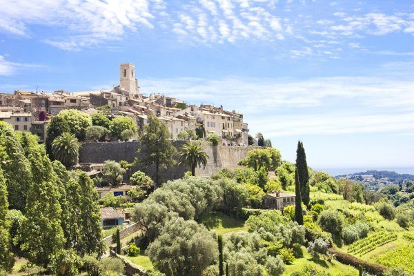 Ophorus Tours - Saint Paul De Vence & Antibes Small Group Private Shore Excursion From Cannes