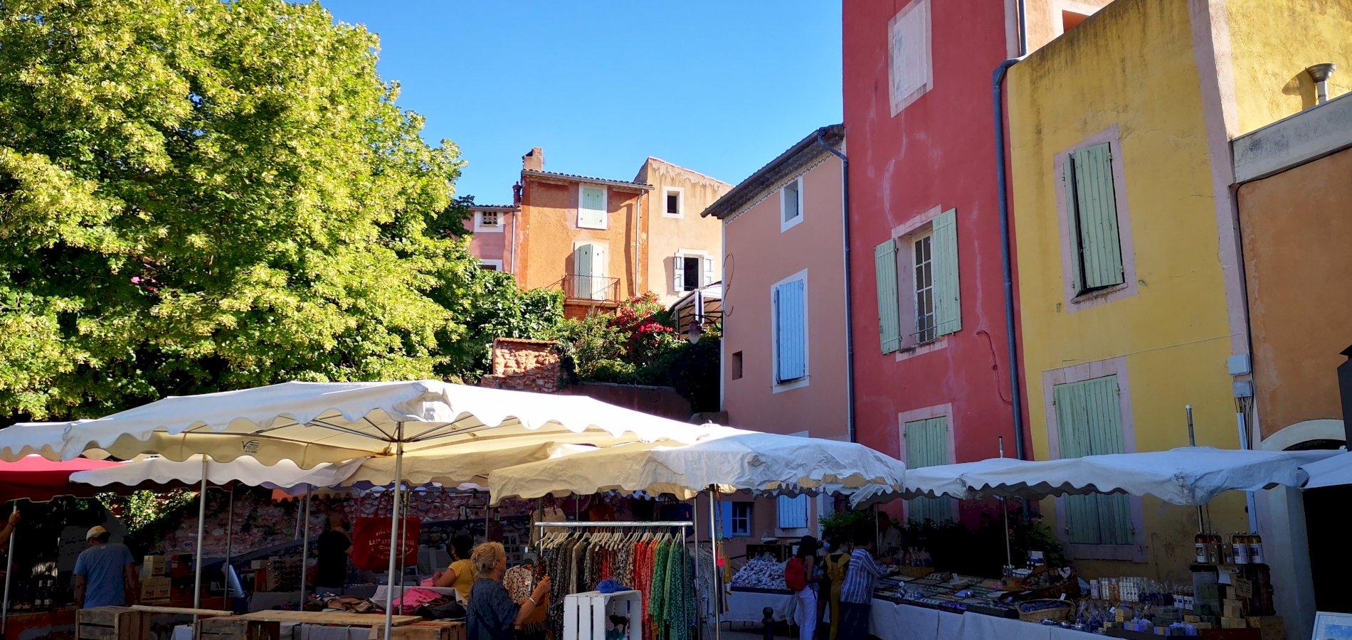 Ophorus Tours - Aix en Provence & the Luberon Private Shore excursion from Toulon