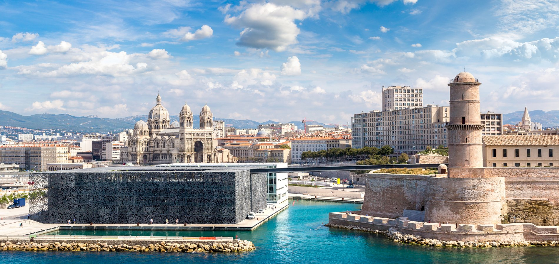 Ophorus Tours - Marseille Panoramic Tour & Visit From Marseille Cruise Port