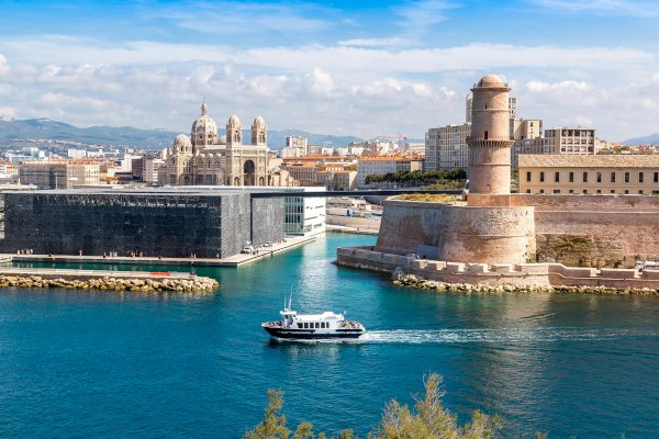 Ophorus Tours - Marseille & Provence Wine Tasting Tour Private Shore Excursion From Toulon