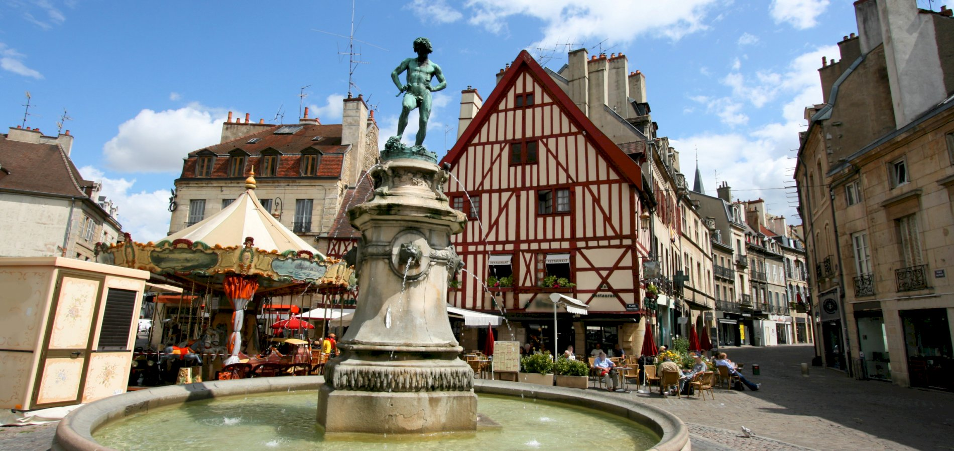 Ophorus Tours - From Basel to Dijon Private Transfer