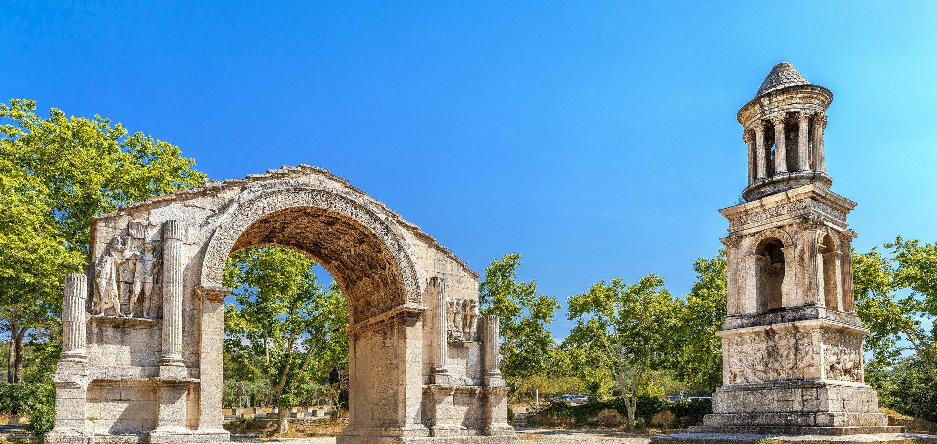 Ophorus Tours - Arles, St Rémy & Les Baux villages Private Day Trip from Marseille